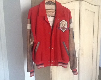 Handsome Louisville Slugger Cooper Collection Jacket from 1990's