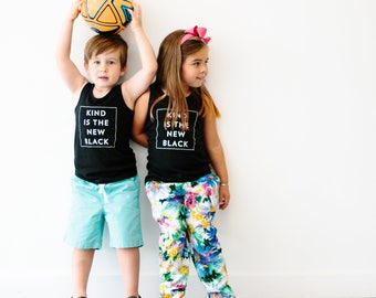 KIND Is The New Black (TM) - Toddler Tank