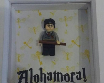 Harry Potter lego 'Alohamora' picture