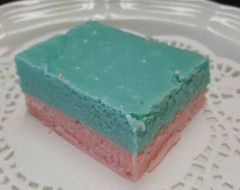 COTTON CANDY FUDGE Gourmet Candy Fudge 1/2 pound