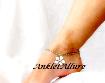 Anklet Beach Ankle Bracelet Flower Garden Anklet GUARANTEED Anklet for Women
