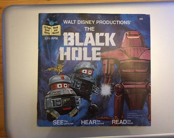 The Black Hole,Book and Record