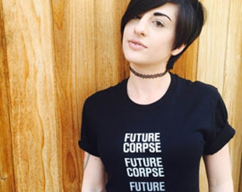 "Order of the Good Death ""Future Corpse"" Unisex Shirt"
