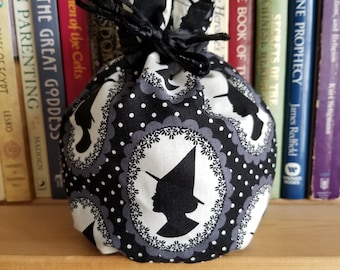 My Pretty Dice Bag -  Witch's Bag Edition