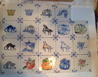 French Country Tiles