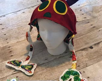 The Very Hungry Caterpillar Tula Accessories
