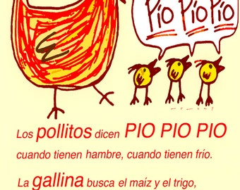 PIO PIO   Art Print by Giraffes and Robots