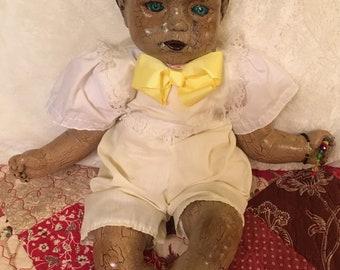 OOAK Dimitri altered doll.