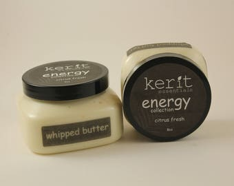 Choose your scent Creamy Whipped Butter