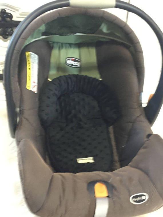 Car seat head support , Black