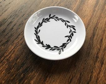 Handbuilt Pottery Soap Dish