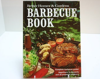 All-American Barbecue Book by Better Homes and Gardens 1973