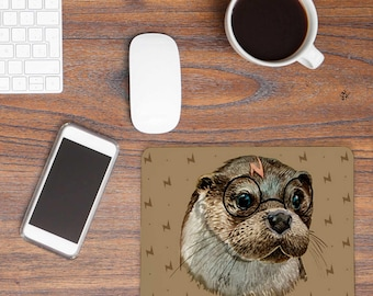 Mousepad Harry the Otter MP16