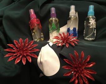 Essential oil sprays (4pack bundle) or can buy individual (6.00)