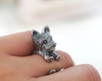 Yorkshire Terrier Ring