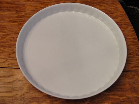 Ikea Tortenplatte ikea porzellan quiche pie platte torte obstschale platte
