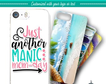 Just Another Manic Mom-Day   iPhone   Samsung Galaxy   Cell Phone Case   Cell Phone Insert