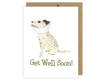 Adorable Get Well Cards   Etsy