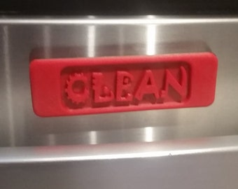 Dual Sided Clean/Dirty Dishwasher Magnet | Your choice of colors!