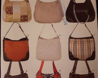 Simplicity 3828, Purse or Handbag Sewing Pattern
