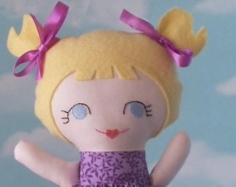 Sarah Tiny Tot Doll