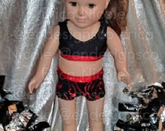 "18"" Doll Practice Set- Blaze"