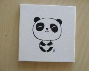 Mini Kawaii animals collection - Panda 1-5 piece if bought 3