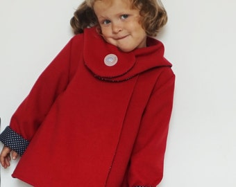 Red Coat 6 months to 5T