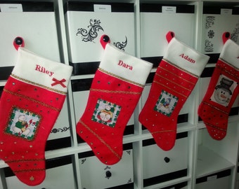 Christmas Stockings Personalized