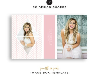 Pretty in Pink WHCC Image Box Template