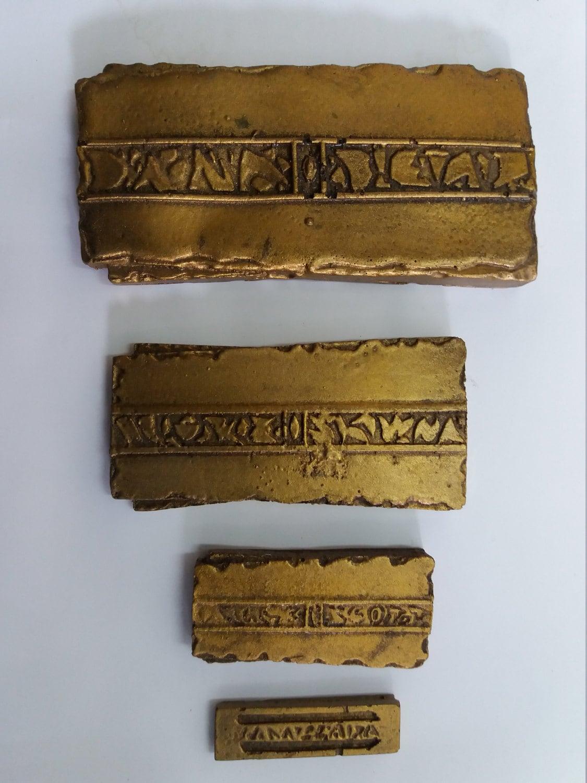 Sto gold pressed latinum