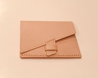 Small wallet-leather wallet-card wallet