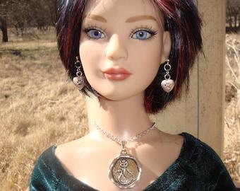 Tonner American Model #54 Cissy 1/3 BJD SD 20 To 24 Inch Doll Jewelry Set