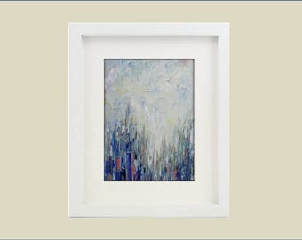Oil Abstract Painting  Landscape Painting Abstract Painting Oil Painting  Contemporary Painting Modern Painting Small Painting