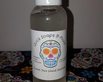 Natural Homemade Hand Santizer Gel