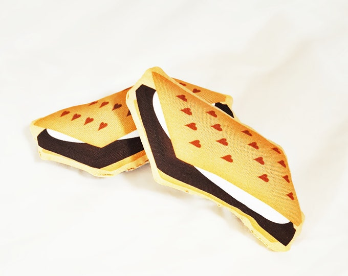 Pretend Play Food S'mores
