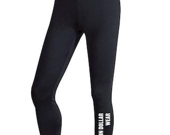 Women active wear pants workout best seller MDW