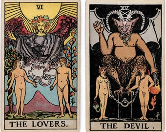 Tarot Reading One Life Area 5 Card Psychic Reading email & PDF file