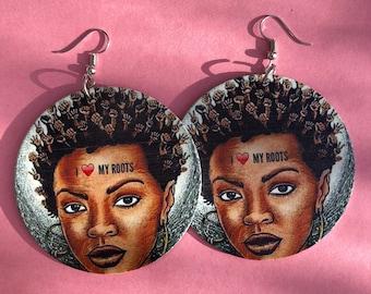 Fashion Women Jewellery Rhinestone Crystal Gold Silver Ear Stud Hoop Drop Earrings Afro Caribbean