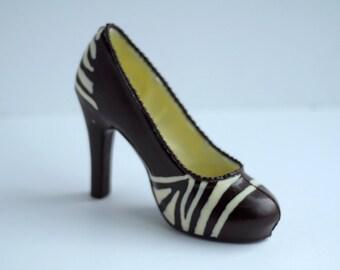 Chocolate shoe - the Montalbano