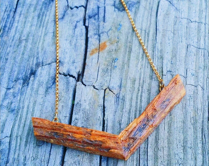 Featured listing image: Necklace - RECLAIMED STANDARD - The Ladder