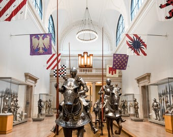 The Room of Arms and Armor
