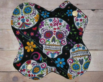 SPECIAL!!!!!!!   One 7 inch panty liners cloth pad (more prints are available)