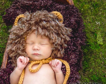 Baby Lion Costume   Baby Boy Halloween Costume   Newborn Lion Costume   Tribal Nursery   Baby Animal Costume   Newborn Animal Costume