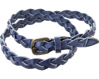 Seneca braided Belt (G44: 110 cm)