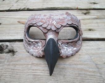 Falcon costume mask, fantasy masquerade mask, costume mask, fantasy, hawk costume, bird mask, birdman