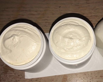 Creamy Organic Body Butter