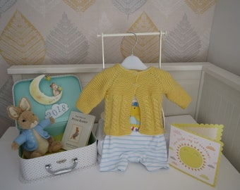 Babies long sleeved cardigan