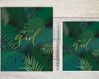 Planner | 2018 Planner | Weekly Planner | Hourly Planner | Custom Planner | Personal Planner | Life Planner | Planners | get it girl