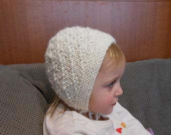 Diamond Baby to Toddler Bonnet